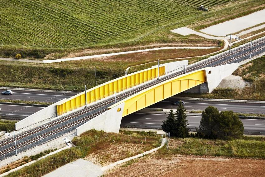 Viaduc de l'A54